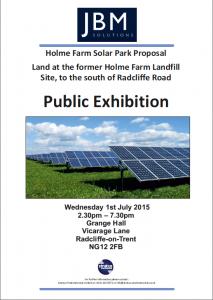 Holme Farm Poster Final