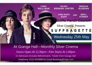 Suffragette A3