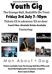 -Youth Gig- The Grange Radcliffe On (4)