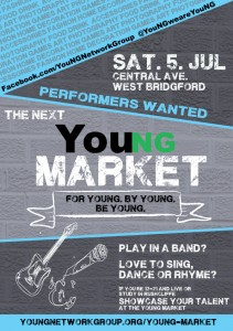 YouNG poster performers WB 2014