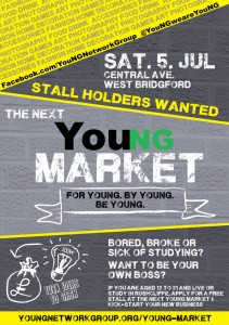 YouNG poster stallholder 2014 WB